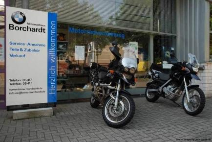 BMW Borchardt Osnabrück