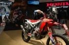 Motorradmesse EICMA 2013, Mailand, Italien, Einspurig-Unterwegs