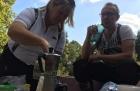 Motorradtour durch die Eifel 2014, einspurig-unterwegs
