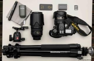 Nikon D80 - Fotoequipment