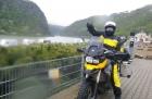Erster Motorradurlaub 2013 Einspurig Unterwegs, die Loreley