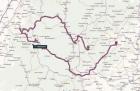 Tagestour zur Erzgrube im Schwarzwald - Die Route