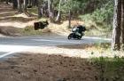 Motorradurlaub 2014, Etna-Nord, Sizilien, einspurig-unterwegs