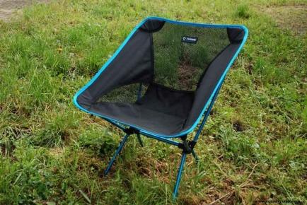 Helinox Chair, Camping Equipment, Einspurig-Unterwegs