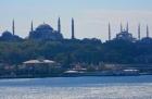Motorradurlaub 2013, Istanbul, Einspurig-Unterwegs