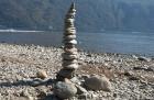 Strand vom Lago di Maggiore