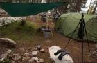 Camping Azilan in Chefchaouen, Marokko