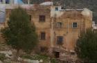 Fussweg vom Campingplatz nach Chefchaouen Marokko