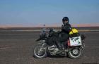 Marokko - Steinwüste vor Erg Chebbi