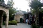 Motorradurlaub 2013, Mostar, Heimreise, Einspurig-Unterwegs