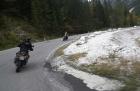 Motorradabschlusstour 2013, Dolomiten,  Einspurig-Unterwegs