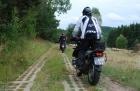 Motorradtour -1. Motorradausfahrt  durch den Thüringer Wald - Brotterode - Pfefferstübchen - Einspurig Unterwegs