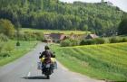 Motorradtour nach Forchheim ins Frankenland