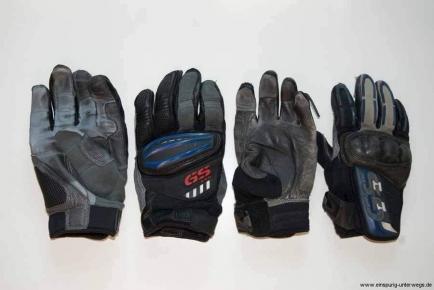 BMW Handschuhe Rallye 2&3 GS
