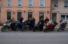 Motorradtour der Kunst