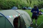 Camping Benelux in La Roche Ardennen, Belgien