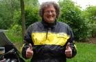 Motorradtour in die Ardennen - Unfall in Luxemburg - Wolf