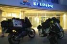Motorradurlaub 2013, Rumänien, Bulgarien, Türkei, Einspurig-Unterwegs