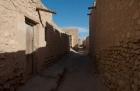 Motorradurlaub 2014, Tunesien, Chebikka, Mides, Rommel-Piste, einspurig-unterwegs