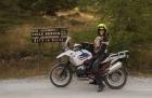 Motorradurlaub Seealpen Piermont - Colle Bercia