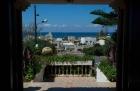 Aussicht Hotel Panorama, Atlantikküste Temara, Marokko