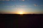 Dromdatour in die Sahara bei Mhamid - Sonnenaufgang