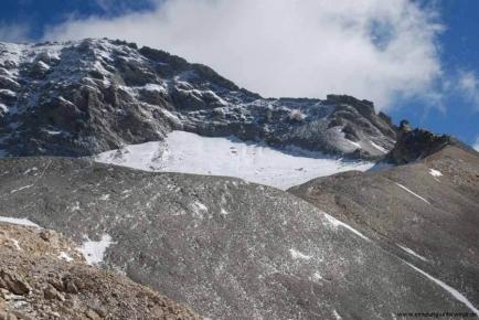Seealpen Piemont Sommeiller 3009 Meter