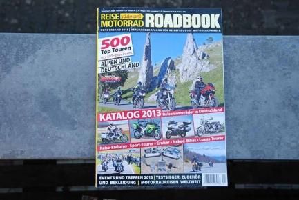 Reise Motorrad Roadbook, Eifel - Hunsrück, Einspurig-Unterwegs