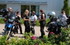 Treffen bei BMW Fuchs in Hameln