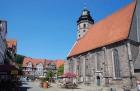 Sankt Blasius Kirche in Hannoversch Münden im Weserbergland