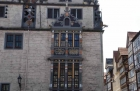 Rathaus in Hannoversch Münden im Weserbergland