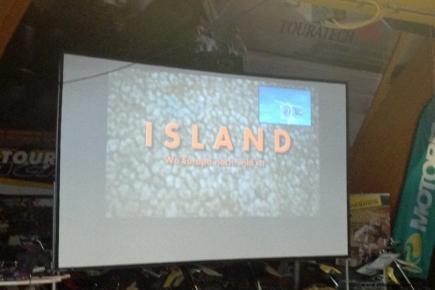 Vortrag Island, Andreas Huelsmann, Touratech