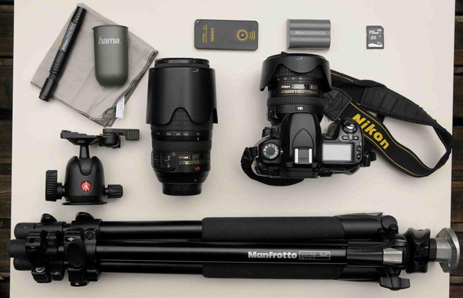 Nikon D80 & Co