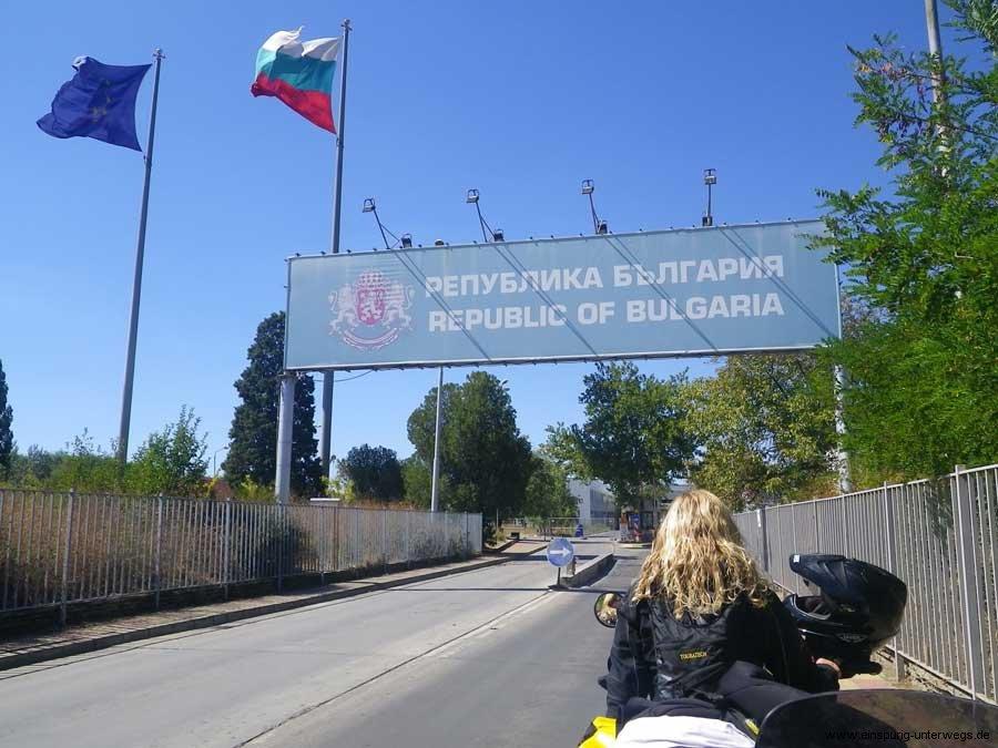 Motorradurlaub-2013-Istanbul-Richtung-Balkan-Einspurig-Unterwegs